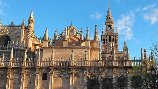 Catedral - Itinerarios