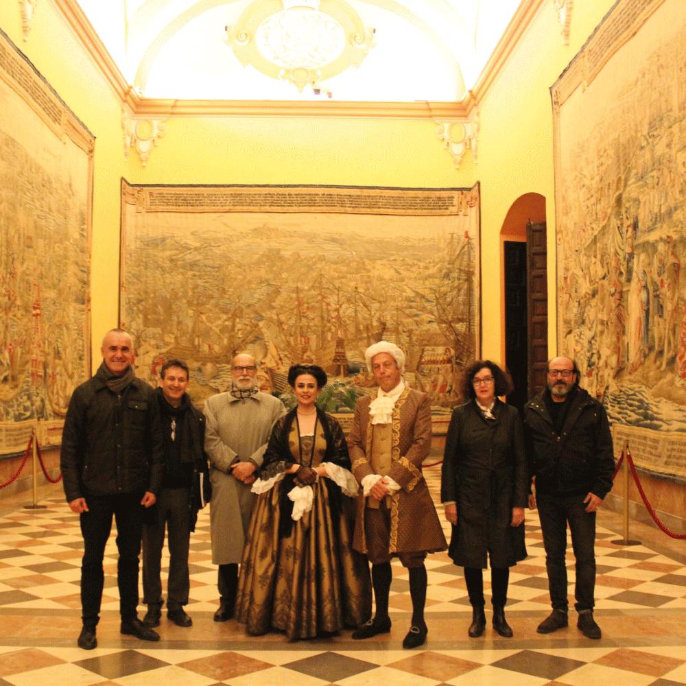 Visita-Teatralizada